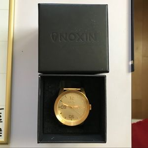 Nixon Men's Corporal SS Watch - All Gold